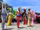 Du xuân, đón Tết giữa ngàn hoa, tham dự carnival sôi động tại Bà Nà Hills