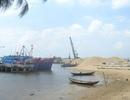 Phú Quốc xuất khẩu hơn 1 triệu m3 cát nhiễm mặn sang Singapore