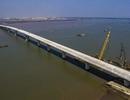 Về Hải Phòng ngắm cây cầu vượt biển dài hơn 15 km
