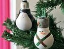 Học cách thiết kế đồ trang trí cho cây thông Noel nhà mình