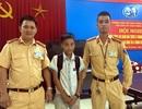 Cậu bé 14 tuổi bỏ nhà đi từ Phú Thọ xuống Hà Nội