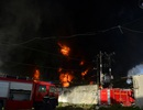 Công ty rộng 6.000m2 tan hoang sau 6 tiếng chìm trong biển lửa