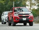 Chương trình lái thử xe Chevrolet Colorado đến miền Trung