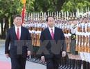 Chủ tịch nước Việt Nam - Trung Quốc: Trao đổi thẳng thắn, kiểm soát bất đồng trên biển