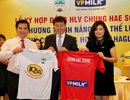 HLV Chung Hae Seong (HA Gia Lai) muốn cải thiện thể lực cho Công Phượng và các đồng đội