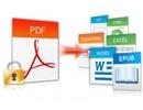 Công cụ giúp dễ dàng biến hóa file PDF sang nhiều định dạng khác nhau