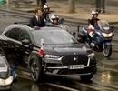 Tân tổng thống Pháp dùng xe gì trong lễ nhậm chức?