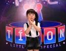 """Cô bé 5 tuổi """"bắn"""" tiếng Anh siêu chuẩn khiến Trấn Thành, Mỹ Linh sửng sốt"""