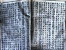 Phát hiện nhiều văn tự Hán - Nôm cổ quý hiếm