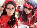 """Tiết lộ về """"cô đồ"""" ở Bắc Giang gây bão mạng vì quá xinh đẹp"""