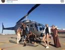 """Kỳ nghỉ Hè của hội """"con nhà giàu Instagram"""""""