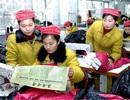 """""""Yếu tố Mỹ"""" trong sự phát triển của ngành dệt may Triều Tiên"""