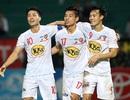 Trọng tài xin lỗi Quảng Nam sau khi biếu bàn thắng cho HA Gia Lai