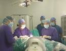 Bệnh nhân nội soi thoát vị đĩa đệm đường trước được xuất viện chỉ sau 2 ngày