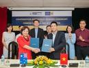 Lễ ký thỏa thuận hợp tác giữa CPA Australia và Khoa Quốc tế - Đại học Quốc gia Hà Nội