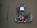 Nguy cơ nổ nhà máy hóa chất tại Mỹ sau siêu bão Harvey