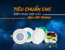 Tiêu chuẩn an toàn mới của đèn LED chất lượng cao
