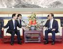 Chủ tịch nước Trần Đại Quang tiếp Phó Chủ tịch Chính hiệp Trung Quốc Vương Gia Thụy