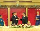 Chủ tịch nước đọc thơ Tố Hữu trong Quốc yến chào mừng Tổng thống Ba Lan