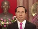 """Chủ tịch nước: Chào năm mới, mỗi người Việt hãy là một """"con Rồng, cháu Tiên"""""""