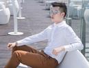 Hot boy Cường Bely nổi tiếng với những bức ảnh giả gái bất ngờ lịch lãm