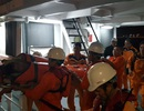 Cấp cứu thuyền viên bị tai nạn lao động nguy kịch