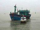 16 thuyền viên trên tàu cá gặp nạn được cứu an toàn
