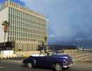 """Mỹ tính đóng cửa đại sứ quán ở Cuba vì """"sự vụ bí ẩn"""""""