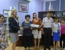 Đại sứ quán Đức tài trợ 23 máy tính cho trung tâm dạy trẻ tự kỷ