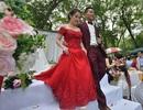 Hà Nội: Đám cưới tập thể của những cặp đôi trẻ