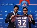 Cập bến PSG, Dani Alves xin lỗi HLV Pep Guardiola