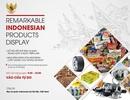Hội chợ thương mại Indonesia thêm sắc màu cho APEC Việt Nam 2017