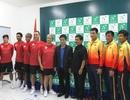 """Các tay vợt Hong Kong chủ động """"né"""" Lý Hoàng Nam ở ngày đầu Davis Cup"""