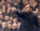 Frank de Boer trở thành tân huấn luyện viên của Crystal Palace