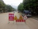Di dân khỏi 22 ngôi nhà có nguy cơ sụt trượt xuống sông Đà