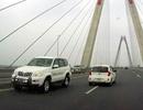 """Vì sao tài xế ô tô đi ngược chiều trên cầu Nhật Tân bị """"phạt nhẹ""""?"""