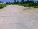 Thanh Hóa: Nghi vấn rút ruột công trình đường hơn trăm tỷ