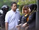 Vì sao nghi phạm Đoàn Thị Hương phải mặc áo chống đạn khi rời tòa?