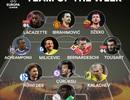 Đội hình tiêu biểu lượt đi vòng 1/16 Europa League: Ibrahimovic rực sáng
