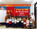 Trao 185 suất học bổng Grobest Việt Nam đến học sinh nghèo vượt khó Quảng Trị, Thừa Thiên Huế