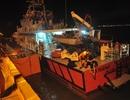 Quảng Nam: Khẩn cấp cứu một ngư dân bị ho ra máu