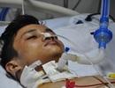 Đang chở hàng từ thiện, chàng thanh niên bất ngờ gặp nạn thập tử nhất sinh