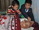 Ông nội ung thư sắp chết, 2 đứa trẻ mồ côi sống trong khốn khó
