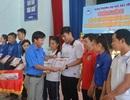 Tuyên dương sinh viên nhiều lần hiến máu tình nguyện