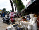 Nhiều ki-ốt quanh Tân Sơn Nhất xả hàng để trả đất cho quốc phòng