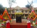 Quảng Bình: Khánh thành tượng Đại tướng Võ Nguyên Giáp tại ngôi trường mang tên Người