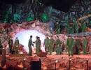Lắng đọng với chương trình tri ân các Anh hùng, liệt sĩ tại Hang Tám Cô