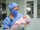 Em bé thụ tinh ống nghiệm đầu tiên ra đời tại Nghệ An
