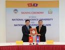 Trường ĐH Kinh tế Quốc dân và ĐH Quốc gia Lào phối hợp đào tạo thạc sĩ
