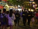 """Thêm một nhóm móc túi trên đường hoa Nguyễn Huệ """"sa lưới"""""""